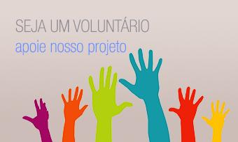 Seja um voluntário